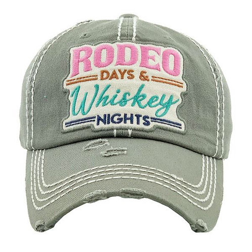 Rodeo Days Cap