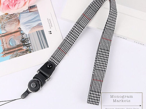 Multi Function Phone Neck Strap