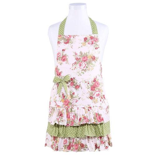 Floral Vintage Apron
