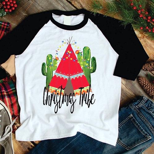 Christmas Tribe Tee