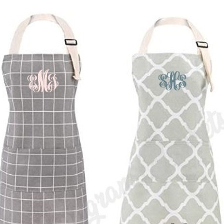 Apron- Personalized & Absorbent  Sides