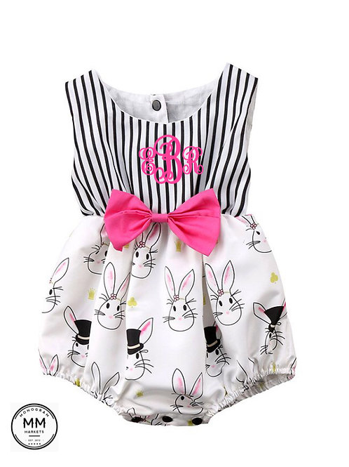 Magic Bunny Romper