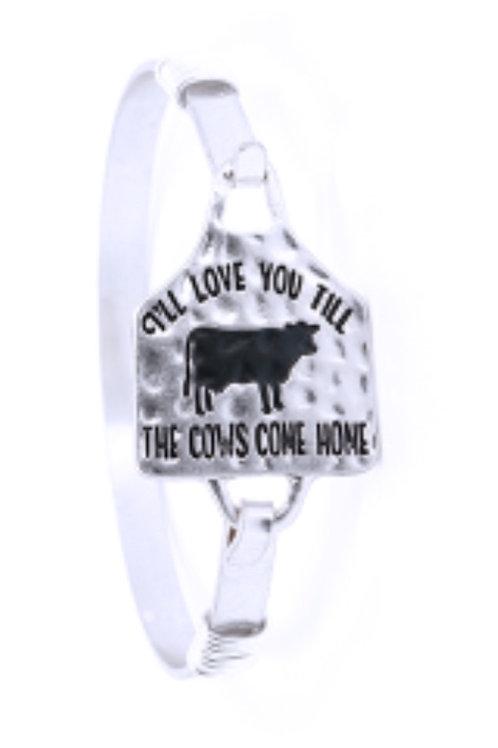 Cows Come Home Bracelet