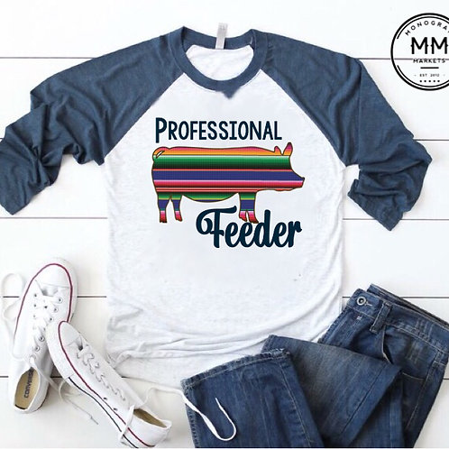 Professional Pig Feeder Tee