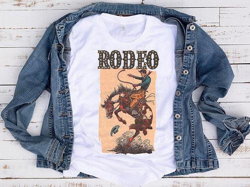 Rodeo Tee