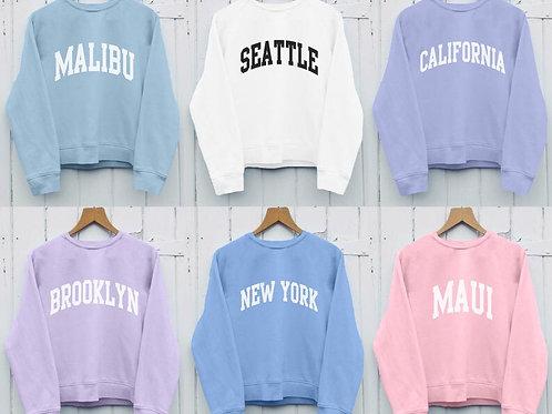 State Sweatshirts