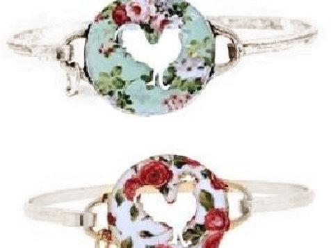 Chicken Floral Bracelet