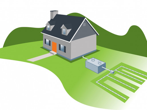 Septic System Back Up or Alarm