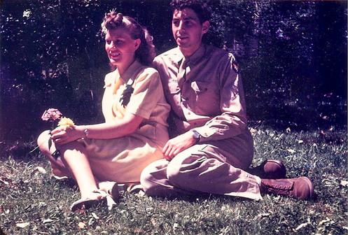 John & Edna Todd