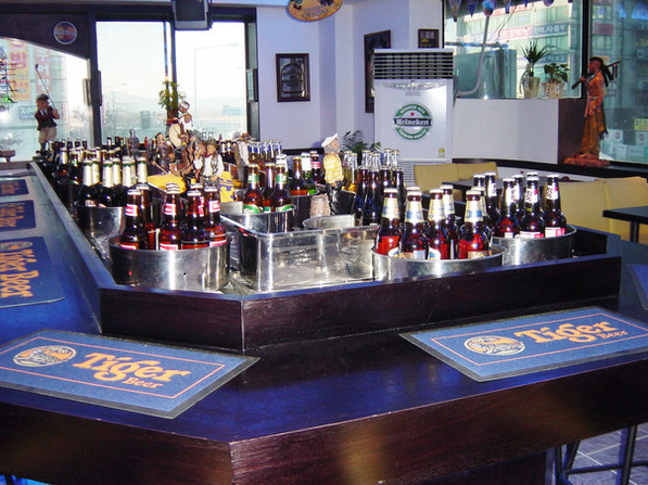세계 맥주 컨베이어