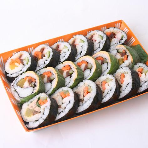김밥(Gimbap)