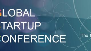 글로벌스타트업컨퍼런스 참가합니다.