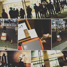 修行より東京へ戻る 2016.6月