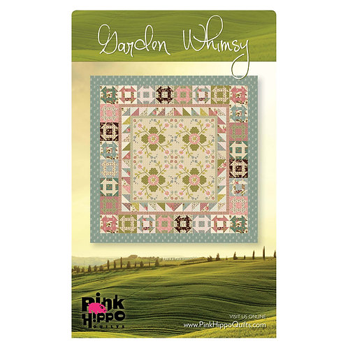 Garden Whimsy by Pink Hippo Patterns
