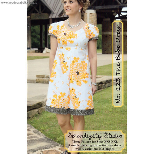The Bebe Dress by Serendipity Studio