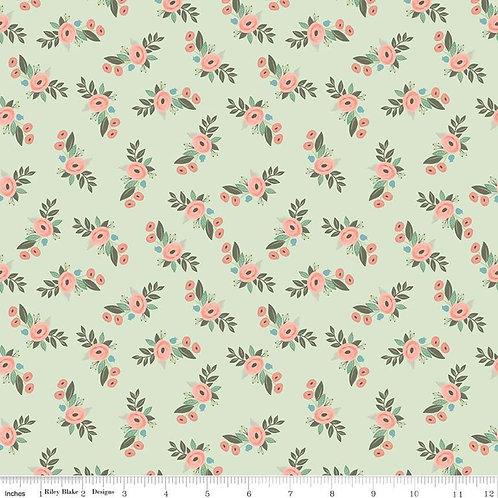 Bliss Floral Mint
