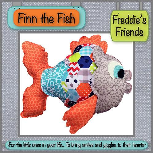 Finn the Fish by Freddie & Company