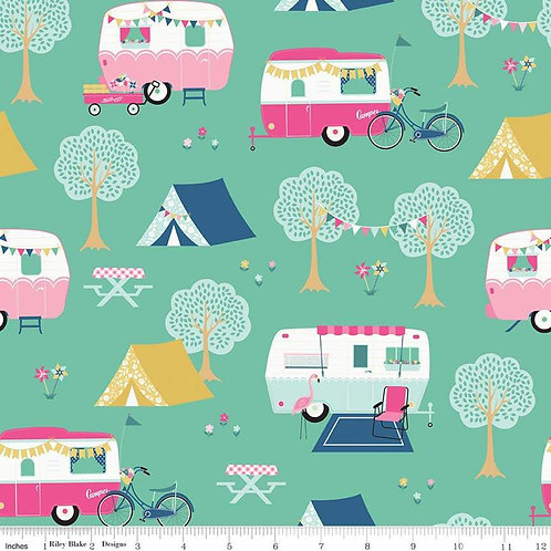 I'd Rather Be Glamping Main Mint