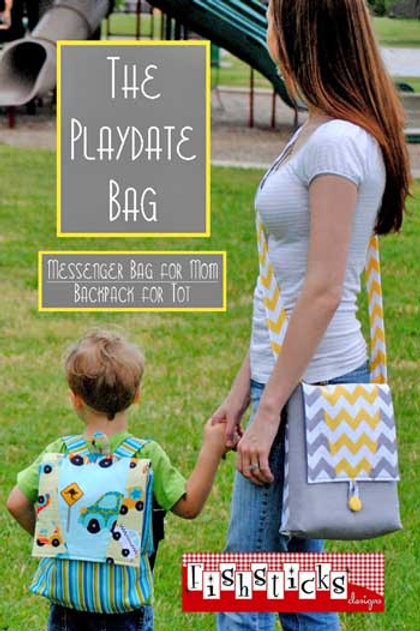 The Playdate Bag Pattern