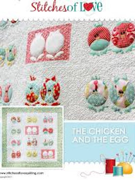 Stitches of Love Patten The Chicken and the Egg