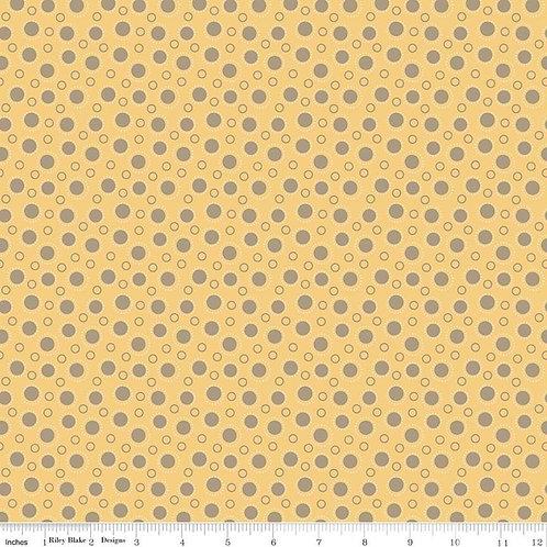 Lemonade Sundae Spot Yellow
