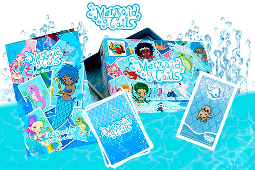 Mermaid Tails- the card game!