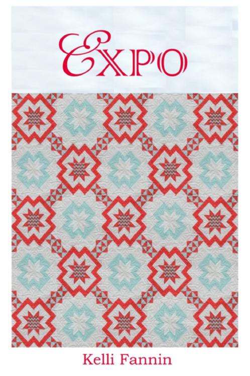Expo Quilt Pattern by Kelli Fannin
