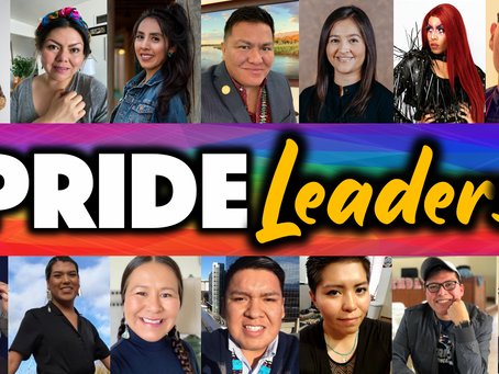 Indigenous Women selected to lead Diné Pride, Historic LGBTQ+ Celebration scheduled for 2021
