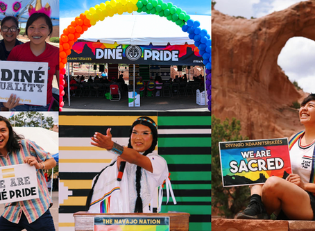 Diné Pride to award LGBTQ+ Youth Scholarships this June 2020