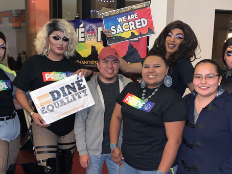 LGBTQ+ Youth Scholarships to be awarded on Navajo Nation at Pride 2020