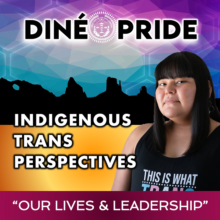 Indigenous Trans Perspectives - Our Lives & Leadership