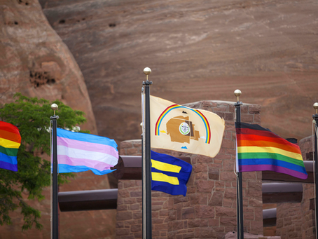 Diné Pride, the largest Indigenous LGBTQ+ Celebration, is canceled. Youth Scholarship opens in June.