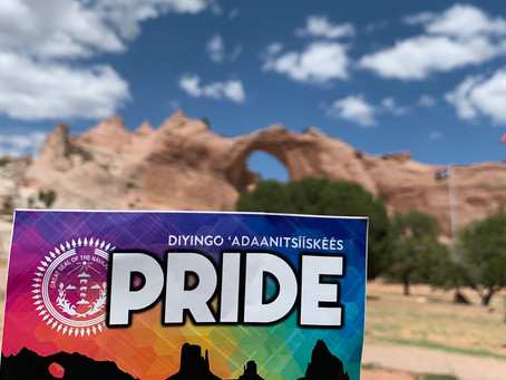 Navajo Nation urges Congress to pass Equality Act supporting the LGBTQ+ Community