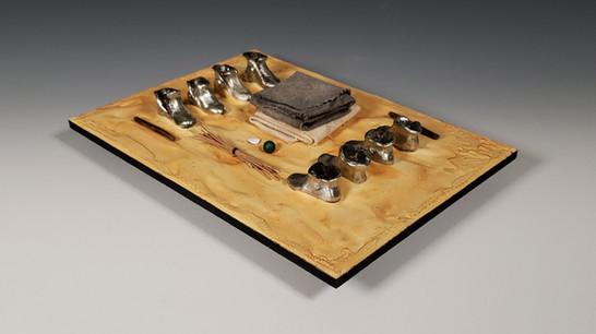 Keshjee (Navajo Shoe Game)