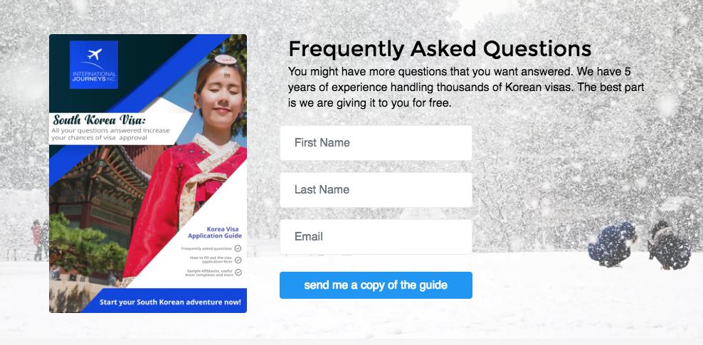 Korea Visa FAQs