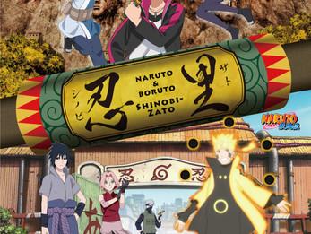 The World's Biggest Naruto x Boruto Theme Park Opens in Japan
