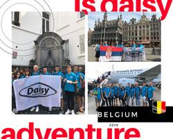 DAISY u Belgiji