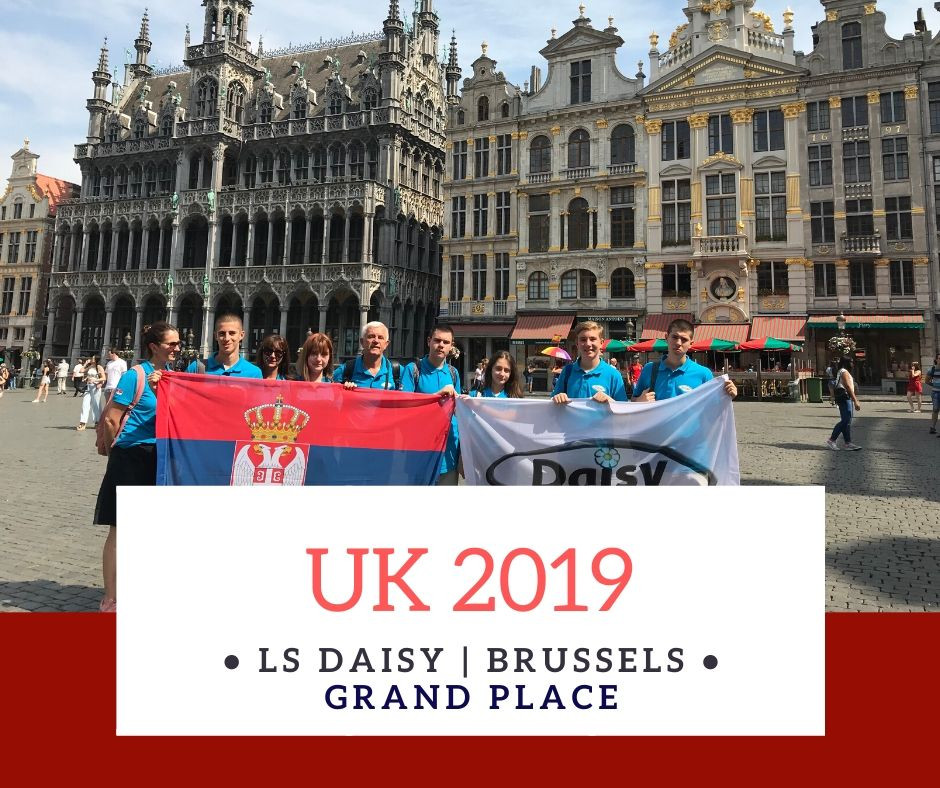 LS DAISY UK 2019