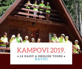 LS DAISY Kamp Kopaonik 2019_