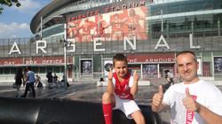 Armoury Square, Arsenal FC