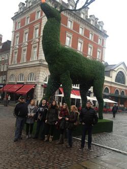 LS DAISY 2013: Covent Garden