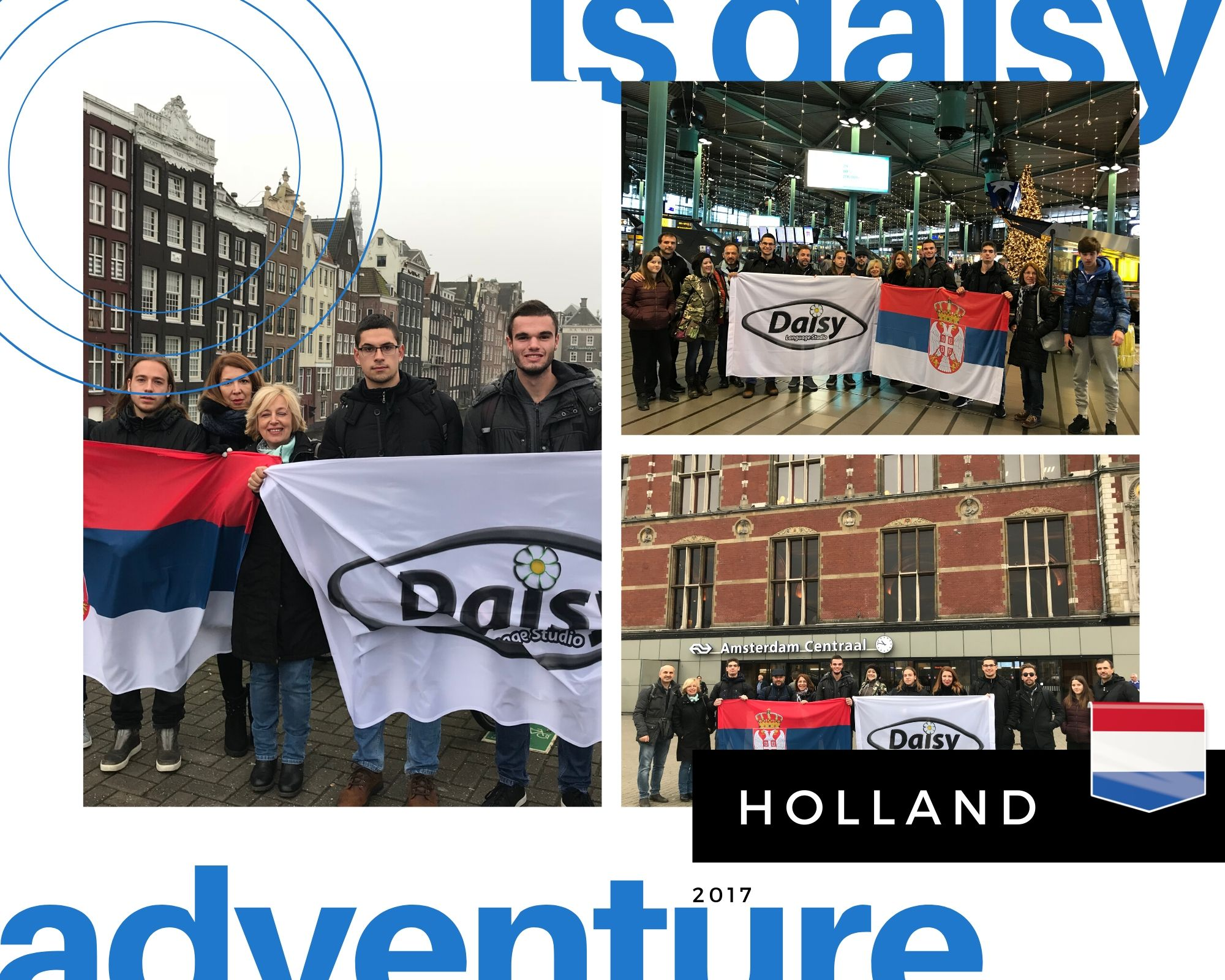 DAISY Adventure Holland