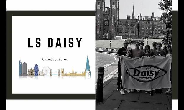 Jezički Studio DAISY na tradicionalnom letnjem putovanju u Veliku Britaniju, jul 2019.