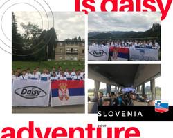 DAISY Adventure Slovenia