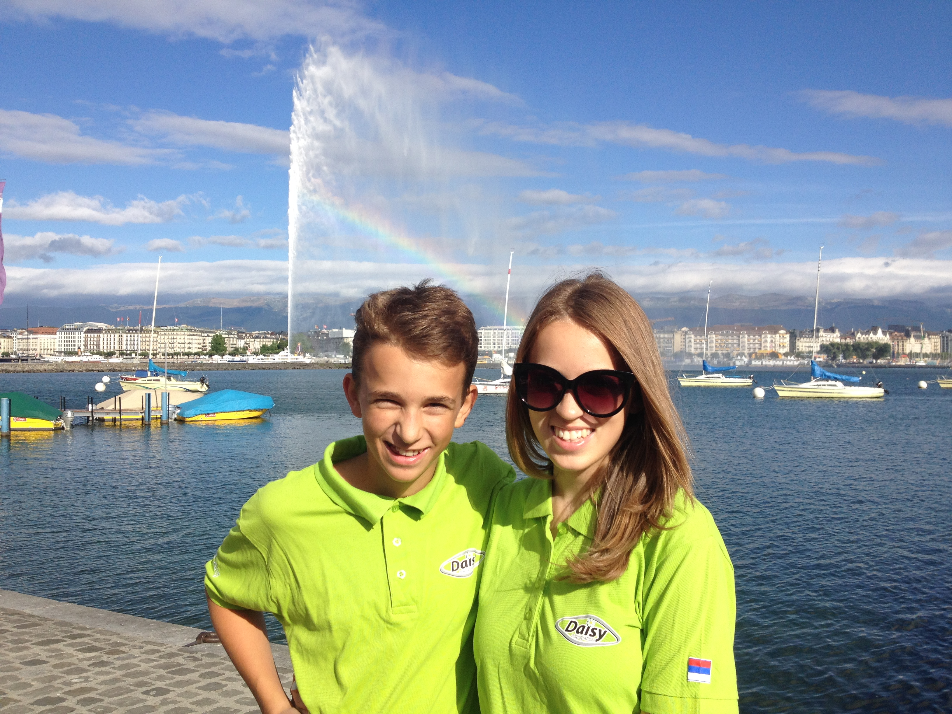 LS DAISY 2011: Geneva Lake