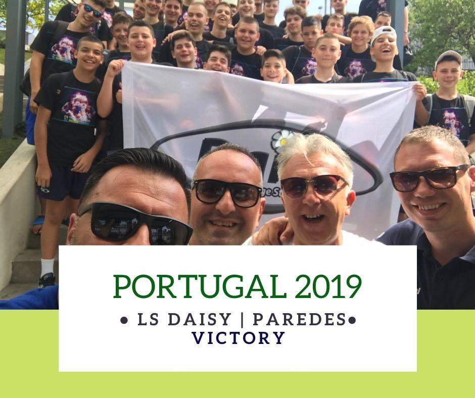 LS DAISY Portugal 2019_