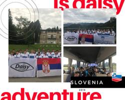 DAISY u Sloveniji