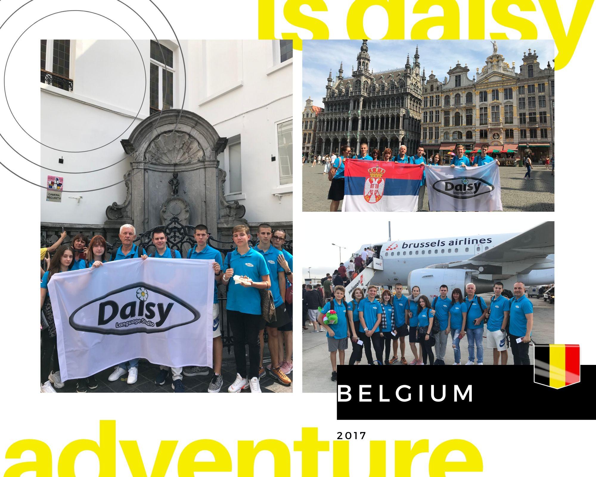 DAISY Adventure Belgium