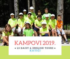 LS DAISY Kamp 2019_