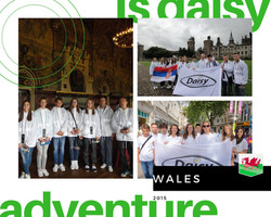 DAISY Adventure Wales